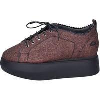 Scarpe Donna Sneakers basse Guardiani BN351 Rosso