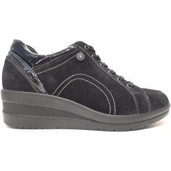 Scarpe Donna Sneakers basse Enval ATRMPN-17405 Nero