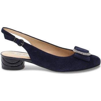 Scarpe Donna Décolleté Martina Décolleté  in camoscio blu blu