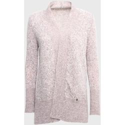 Abbigliamento Donna Gilet / Cardigan NeroGiardini ATRMPN-17423 Rosa