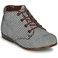 Scarpe Bambina Sneakers alte GBB TACOMA Nero