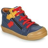 Scarpe Bambino Sneakers alte GBB IONNIS Blu