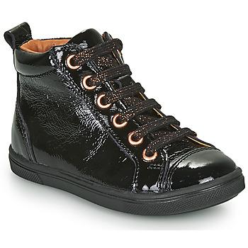 Scarpe Bambina Sneakers alte GBB INNA Nero