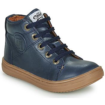 Scarpe Bambino Sneakers alte GBB KELIG Blu