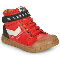 Scarpe Bambino Sneakers alte GBB BAO Rosso