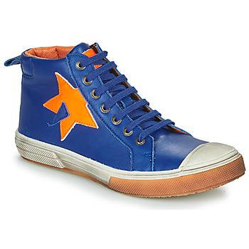 Scarpe Bambino Sneakers alte GBB OCALIAN Blu