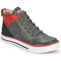 Scarpe Bambino Sneakers alte GBB MERINO Grigio