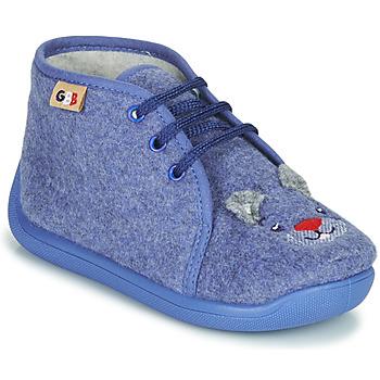 Scarpe Bambino Pantofole GBB KYLAE Blu