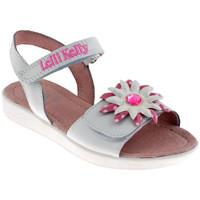 Scarpe Bambina Sandali Lelli Kelly 7500Sandali bianco/rosa