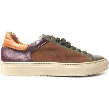 Scarpe Uomo Sneakers Carmelengo ATRMPN-17466 Verde