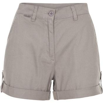 Abbigliamento Donna Shorts / Bermuda Trespass Rectify Grigio