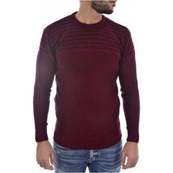 Abbigliamento Uomo Maglioni Goldenim Paris Maglioni 1254 rosso
