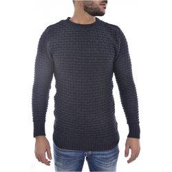 Abbigliamento Uomo Maglioni Goldenim Paris Maglioni 1032 grigio