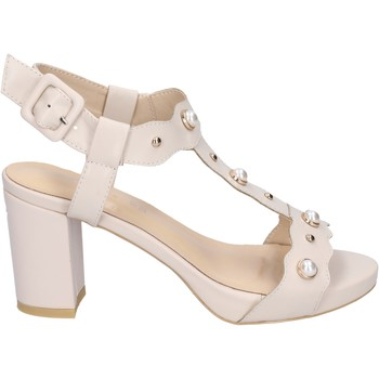 Scarpe Donna Sandali Brigitte sandali pelle sintetica beige