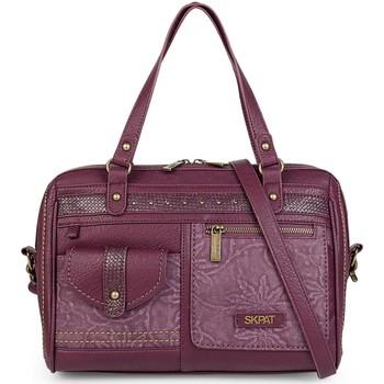 Borse Donna Tote bag / Borsa shopping Skpat KATES Granata