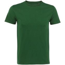 Abbigliamento Uomo T-shirt maniche corte Sols Milo Verde bottiglia