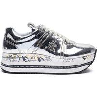 Scarpe Donna Sneakers basse Premiata Sneakers Donna  BETH 4520 Silver