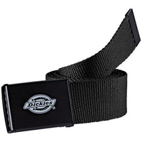Accessori Uomo Cinture Dickies Orcutt  webbing belt Nero