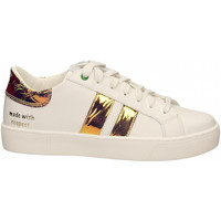 Scarpe Donna Sneakers basse Womsh KINGSTON white-lux
