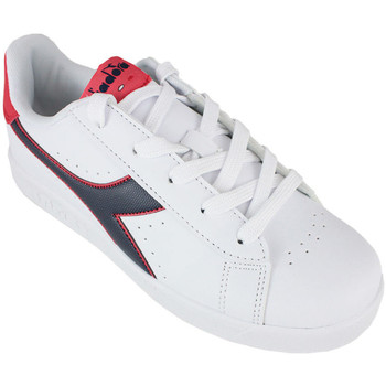 Scarpe Unisex bambino Sneakers basse Diadora game p gs c8627 Rosso