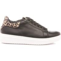 Scarpe Bambina Sneakers basse Chiara Luciani Chiara Luciani Sneakers Bambina 1914 Black nero, animalier