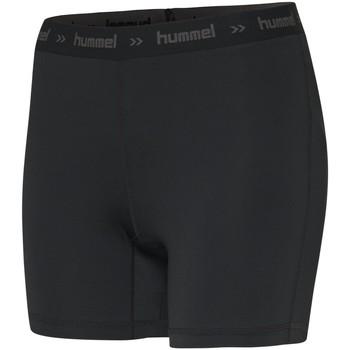 Abbigliamento Donna Shorts / Bermuda Hummel Short femme  Perofmance Hipster noir