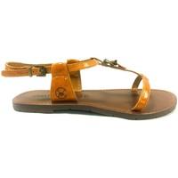 Scarpe Donna Sandali Chattawak Sandale 9-ZHOE Jaune Giallo