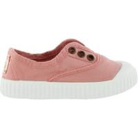 Scarpe Unisex bambino Sneakers basse Victoria 106627 Rosa