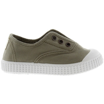 Scarpe Unisex bambino Sneakers basse Victoria 106627 Verde