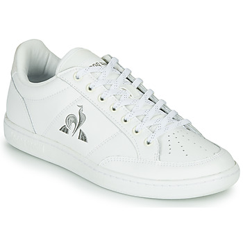 Scarpe Donna Sneakers basse Le Coq Sportif COURT CLAY W Bianco