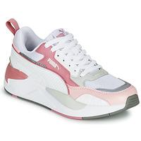 Scarpe Donna Sneakers basse Puma X-RAY 2 Bianco / Rosa