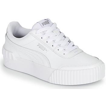 Scarpe Donna Sneakers basse Puma CARINA LIFT Bianco