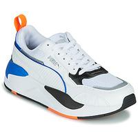Scarpe Unisex bambino Sneakers basse Puma X-RAY Bianco / Blu / Nero