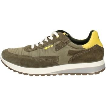 Scarpe Uomo Sneakers basse Igi&co 51274/33 VERDE MILITARE