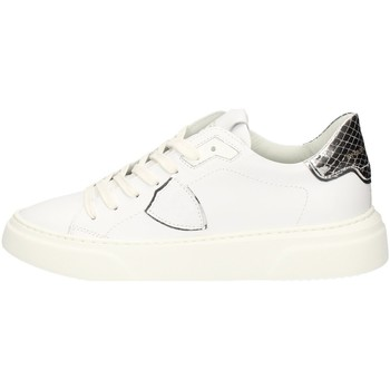Scarpe Donna Sneakers basse Philippe Model BYLDVY04 BIANCO