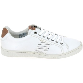 Scarpe Uomo Sneakers basse Kickers Songo Blanc Bianco