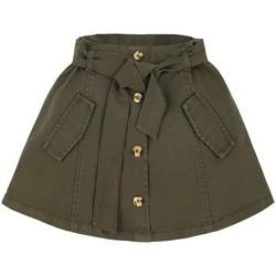 Abbigliamento Bambina Shorts / Bermuda Mayoral Kids Falda sarga Verde verde