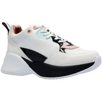 Scarpe Donna Sneakers basse Alexander Smith SC82296 Sneaker  Donna Bianco/nero Bianco/nero
