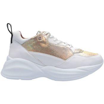 Scarpe Donna Sneakers basse Alexander Smith SP84496 Sneaker  Donna Bianco/oro Bianco/oro