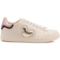 Scarpe Donna Sneakers basse Master Of Art Sneakers Donna MD411 bianco, rosa