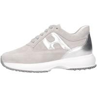 Scarpe Bambina Sneakers basse Hogan HXC00N0O241HDU01VJ Sneakers Bambina Grigio Grigio