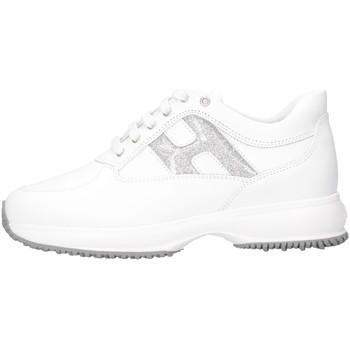 Scarpe Bambina Sneakers basse Hogan HXC00N0O241NM40351 Bianco