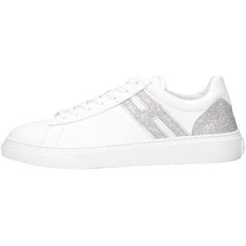 Scarpe Bambina Sneakers basse Hogan HXR3650K390NME0351 Sneakers Bambina Bianco Bianco