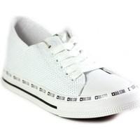Scarpe Donna Sneakers basse Big Star FF274024 Bianco