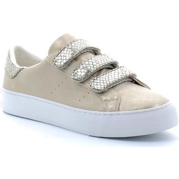Scarpe Sneakers basse No Name ARCADE STRAPS Beige