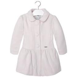Abbigliamento Bambina Cappotti Mayoral ATRMPN-17696 Bianco