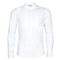 Abbigliamento Uomo Camicie maniche lunghe Casual Attitude MASS Bianco
