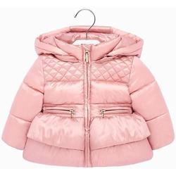 Abbigliamento Bambina Giubbotti Mayoral ATRMPN-17700 Rosa