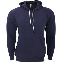 Abbigliamento Felpe Bella + Canvas CA3719 Blu navy