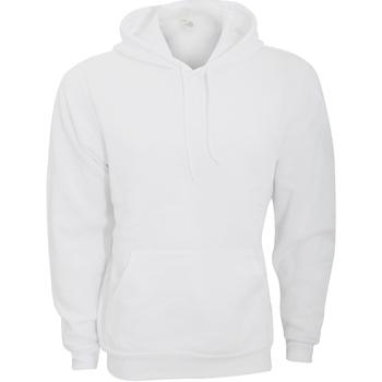 Abbigliamento Felpe Bella + Canvas CA3719 Bianco